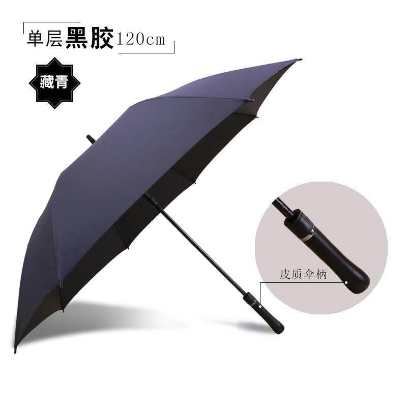 Double Deck ร่มกอล์ฟกันลมก้านตรงร่มสามารถพิมพ์โลโก้ Sunumbrella Super ร่มมือจับยาวสามารถโฆษณาร่ม By Enjoy Shopping , Happy Life.