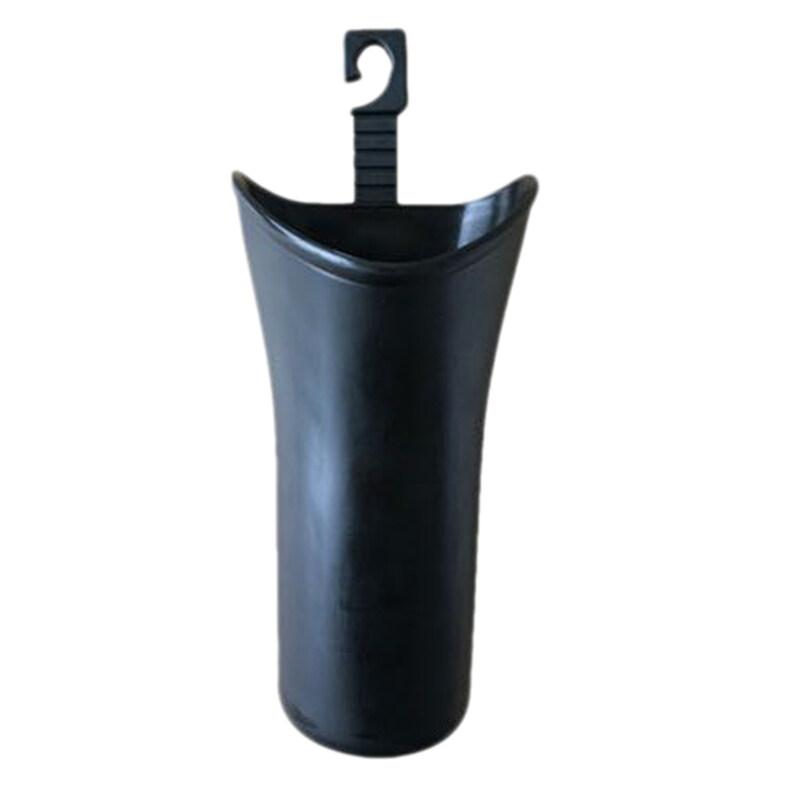Multi-Functional Car Seat Storage Box Umbrella Holder Auto Stowing Tidying Organizer Plastic Barrel Hanging Type