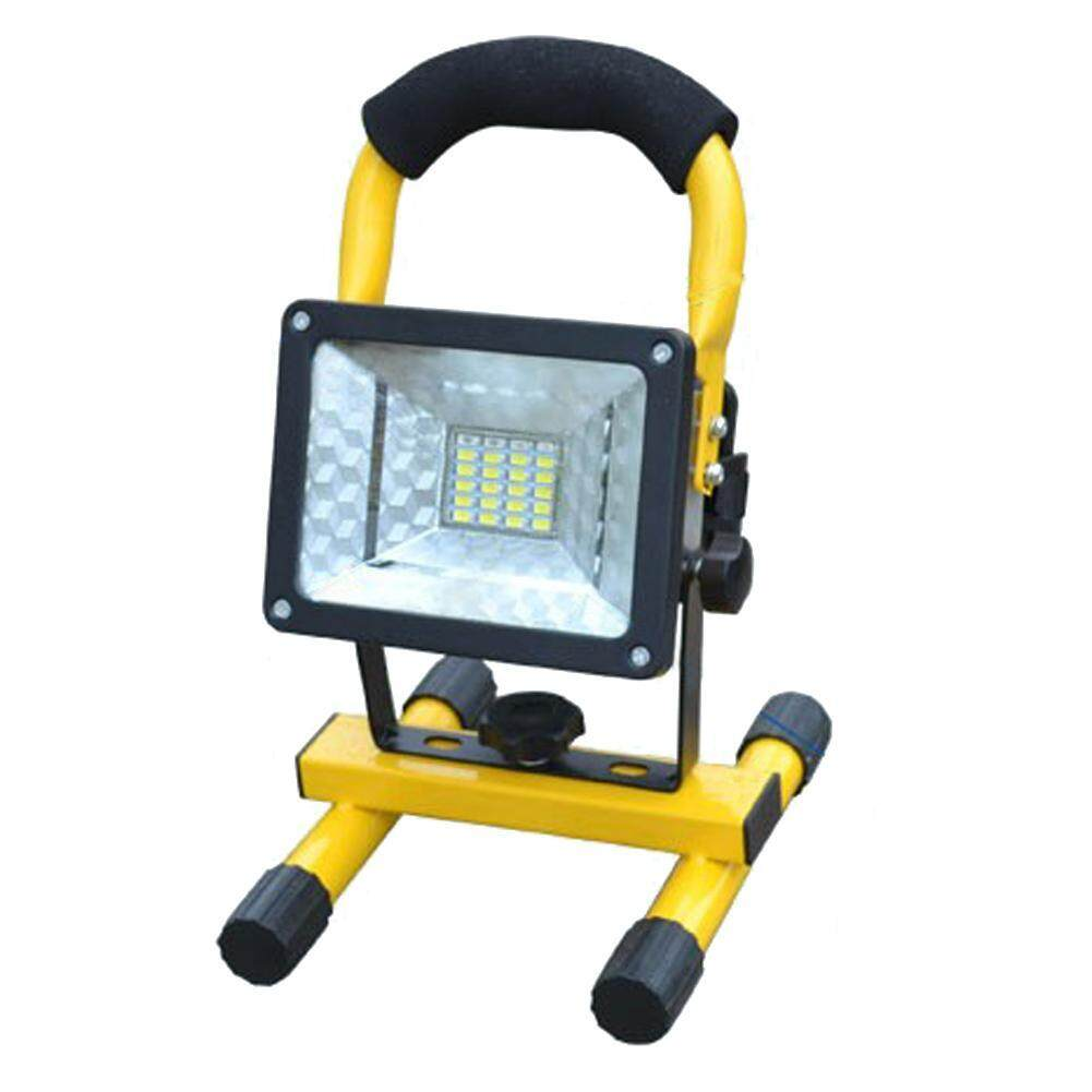 Portable Waterproof IP65 24 LED Flood Emergency Light SpotLights