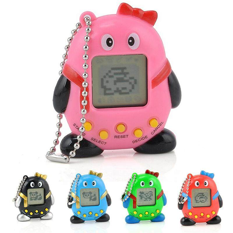 Sissi 1pcs Random Color 168 Pets In 1 Virtual Cyber Nostalgic Pet Toy Tiny Game Random By Sissi Princess.