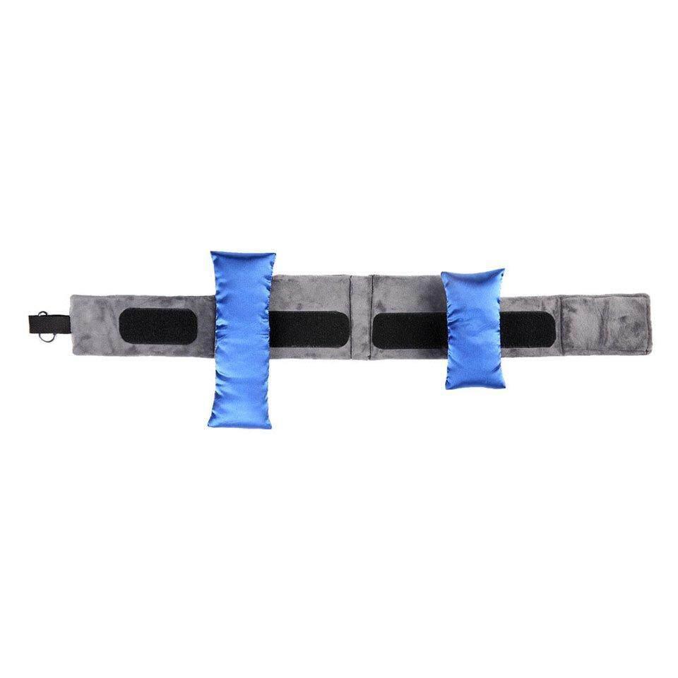 Gila Dijual Multifungsi Adjustble Bantal Leher dengan Terintegrasi Blanket-Syal Bulu Domba Satu Selimut Potong-Leher Perjalanan Bantal