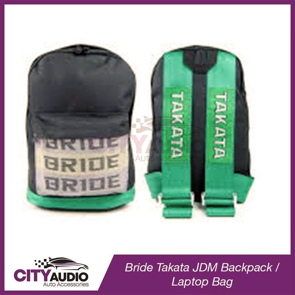 Bride Takata JDM Backpack / Laptop Bag Malaysia