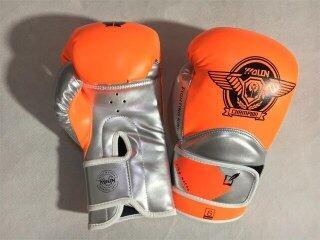 Găng Tay Đấm Bốc Trẻ Em 4 6OZ MMA Muay Thái Găng Tay Nam Nữ Taekwondo Sanda Chiến Đấu Võ Thuật Đấm Đào Tạo Bánh Răng DEO thumbnail