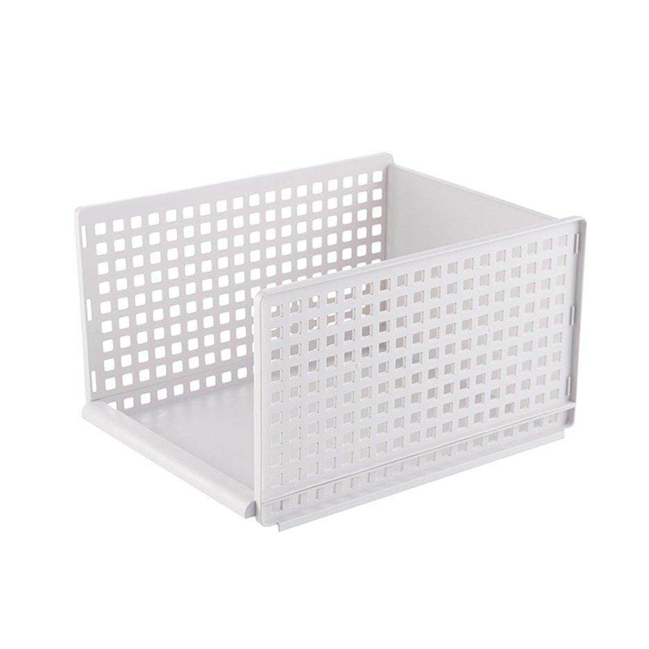 Hot Sellers Assembled storage basket Japanese style wardrobe organizing box wardrobe storage