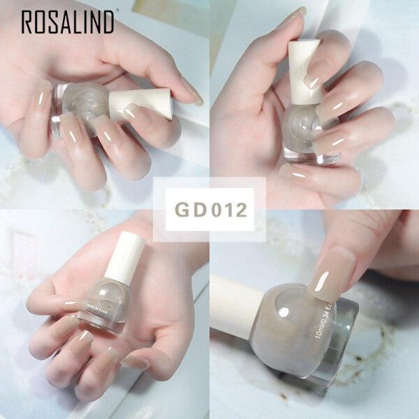 Rosalind Thạch Sơn Móng Tay Màu Sơn Móng Lâu Trôi Không Phai Dụng Cụ Làm Móng Tay