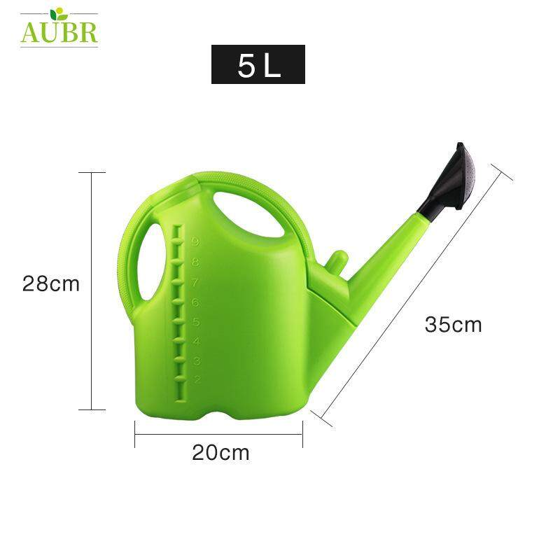 5L Detachable Watering Can Large Capacity Watering Can for Indoor Outdoor Garden