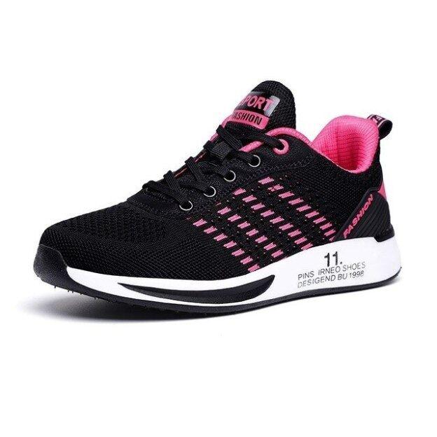 Giày Tennis Nam Giày Thể Thao Thời Trang Nữ Giày Tập Luyện Dây Buộc Giày Thể Thao Ngoài Trời Cho Nam Giày Thoáng Khí Zapatillas Hombre Chaussure Thiết Kế giá rẻ