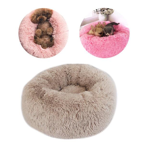Pet carer Pet bed có thể tháo rời mèo Dog giường Mat thoải mái và thoáng khí hình tròn sofa đệm Cover vật nuôi để nghỉ ngơi