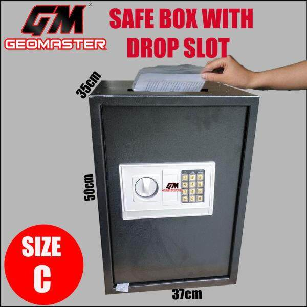 GEOMASTER GM-50 Drop Slot Deposit Safe Box /Safety box GM50-DS(Thick)
