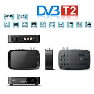 Bộ Thu Sóng TV DVB T2 Bộ Thu DVB-T2 Wifi, Hộp TV Thông Minh Kỹ Thuật Số Full-HD 1080P USB2.0 thumbnail