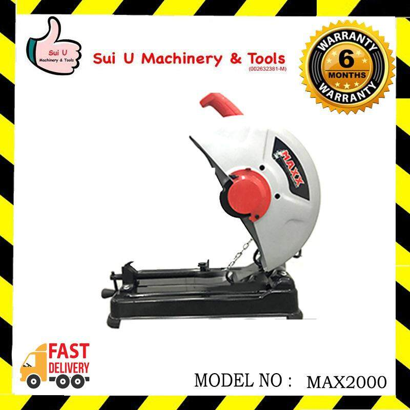 "Maxx Professional Max2000 2000w 14"" Metal Cut Off Machine 14 355mm By Sui U Machinery & Tools."