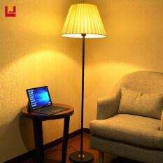 B & B Đèn Sàn Led Đèn Ngủ Gió Ins Đèn Bàn Vải Dọc Cho Phòng Khách Và Phòng Ngủ