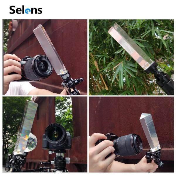 Chụp Ảnh Selens Lăng Kính Pha Lê Với 1/4 Vít Đạo Cụ Chụp Ảnh Tốt Nhất