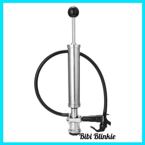 [PRE-ORDER] Beer Party Pump Keg Tap-Beer Brewing Equipment Picnic Stainless Steel Chrome Home Brewing Homebrew (2)