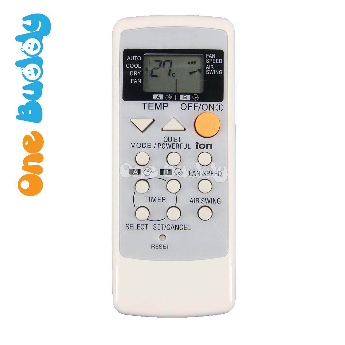 PANASONIC Aircon Remote Control A75C2458 Replacement