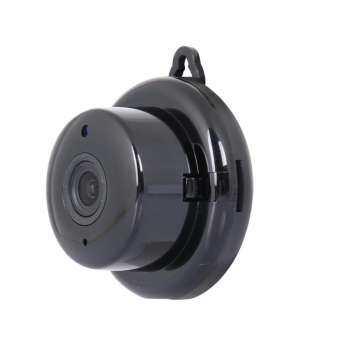 QINWireless HD การมองเห็นได้ในเวลากลางคืนกล้องวงจรปิดระบบเน็ตเวิร์คกล้อง WiFi กล้องจิ๋ว-