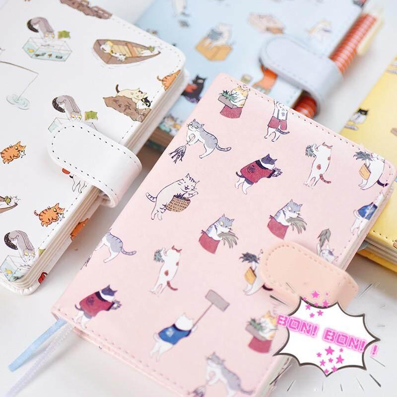 Mua Dễ Thương da xách tay, sáng tạo dễ thương notepad, mèo đáng yêu
