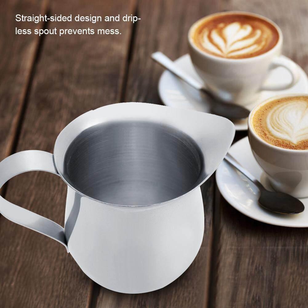 Sữa Không Gỉ Giá Xoong Nồi Inox Không Gỉ Chảo Bình cho Kem Cà Phê Espresso