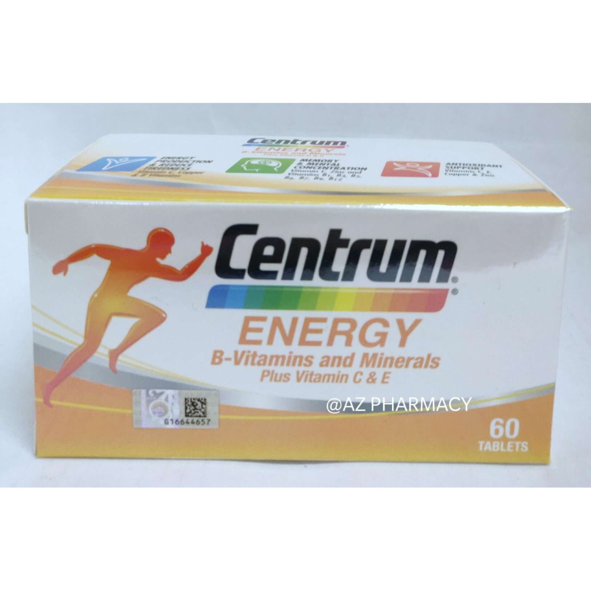 Centrum Energy Vitamin Energy Etfs