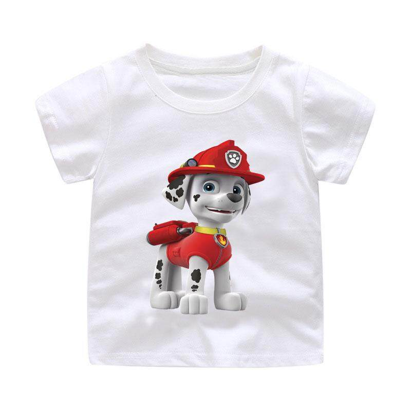 20d6d6501a97 China. Paw Patrol Tees Kids T-Shirt Boys Cotton T Shirt Fashion Cartoon  Game Tshirts Girls