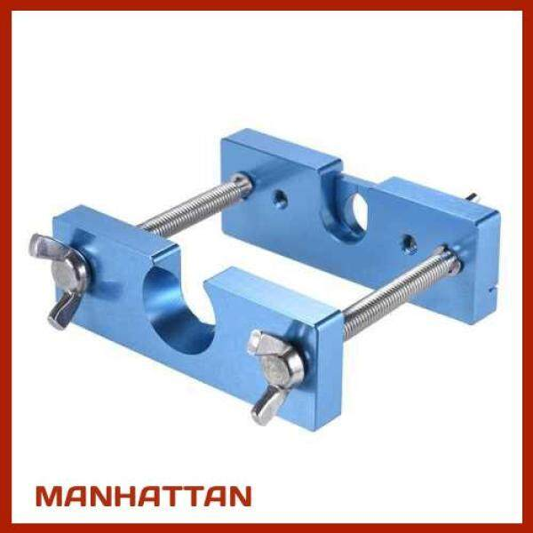 [ MANHATTAN ] Professional Adjustable Mouthpiece Puller Remover Tool for Brass Trumpet Trombone Euphonium Horn Mouth Piece Silver (Blue) Malaysia