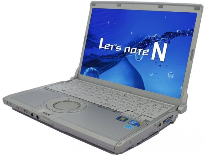 PANASONIC LET'S NOTE CF-N9 LAPTOP (Refurbished) Malaysia