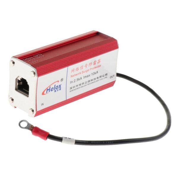Bảng giá HILABEE Thiết Bị Chống Sét RJ45 100M Ethernet Lan, Cho Sấm Sét Và Bảo Vệ Đỏ Phong Vũ