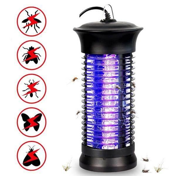 Bug Zapper Diệt Côn Trùng Mạnh Mẽ Đèn Muỗi Muỗi Điện Muỗi Phát Ra Bẫy Côn Trùng Bay Trong Nhà Đèn UV Điện Tử Trong Nhà