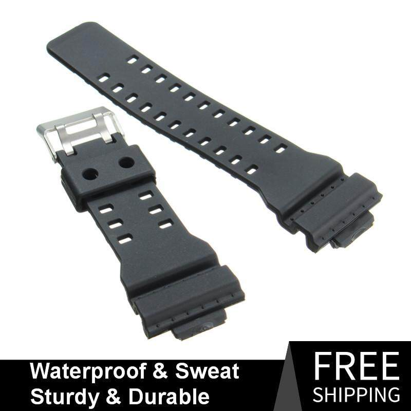 1abfd55fe 【Free Shipping + Super Deal + Limited Offer】22mm Frosted Silicone Rubber Watch  Band