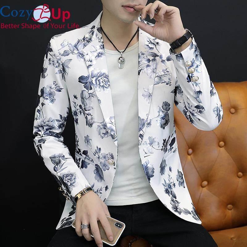 Áo vest nam chất liệu dày dặn kiểu dáng hiện đại phong cách Hàn Quốc Cozy Up