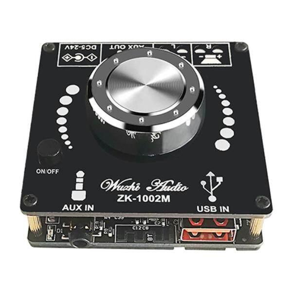 Bảng giá ZK-1002M 100W + 100W Bluetooth 5.0 Power Bo Mạch Khuếch Đại Âm Thanh Âm-li Âm Thanh Nổi Amplificador Rạp Hát Tại Nhà AUX USB