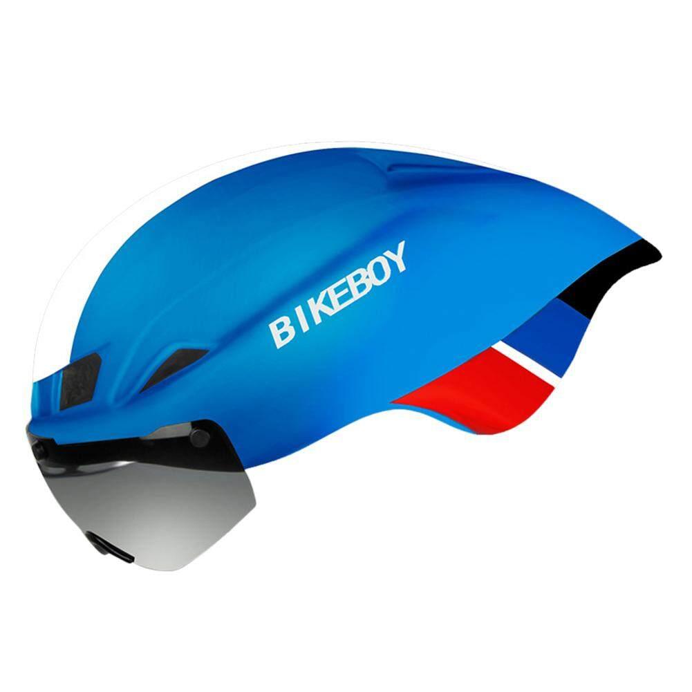 Mũ Nón Bảo Hiểm Xe Đạp Với Kính Đường Xe Đạp Thể Thao An Toàn Đua Đi Mũ Bảo Hiểm Giá Ưu Đãi Nhất