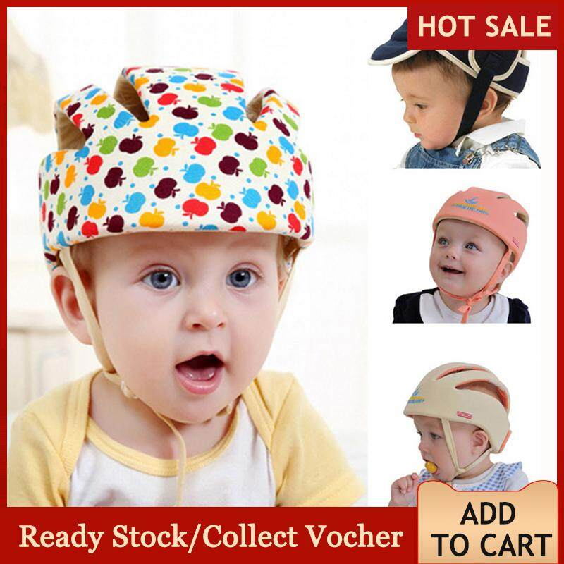 Infant Toddler Safety Helmet Baby Head Protection Hat For Walking (multi-Color) By Sweetbaby123.
