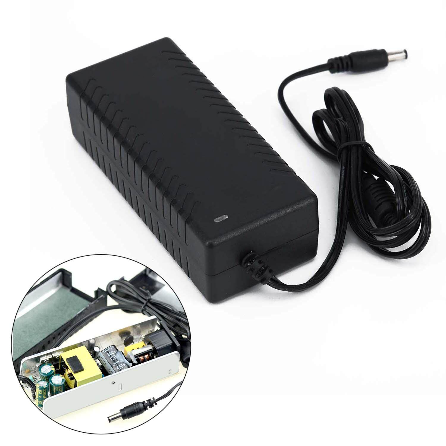 48V 2A 96W POE Switch Injector 100-240V AC to DC Power Supply Adapter Charger