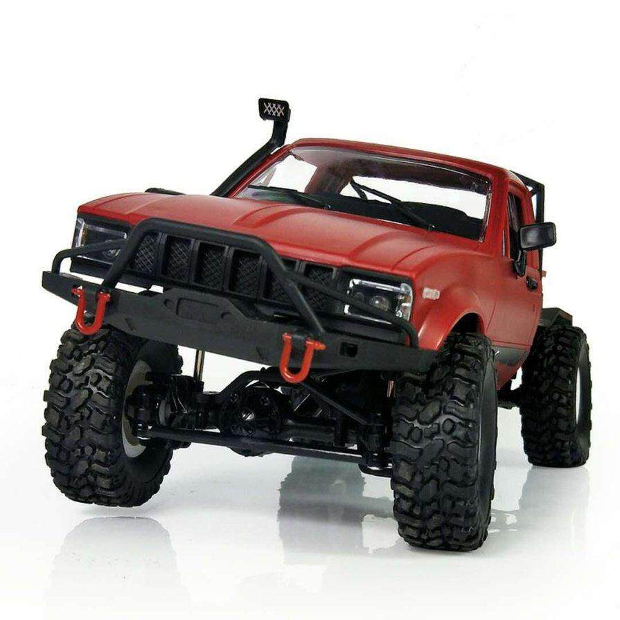 Best Seller 1:16 Wpl C14 Scale 2.4g Mini Off-Road Rc Semi-Truck Rtr Kids Climb Truck Toy By Markbella.