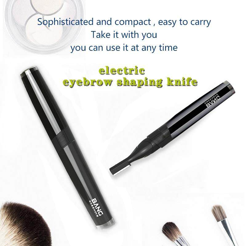 Electric trimmer Electric eyebrow shaping knife baby shaving artifact no  noise small and convenient beginner safe deshaping shaving eyebrow knife
