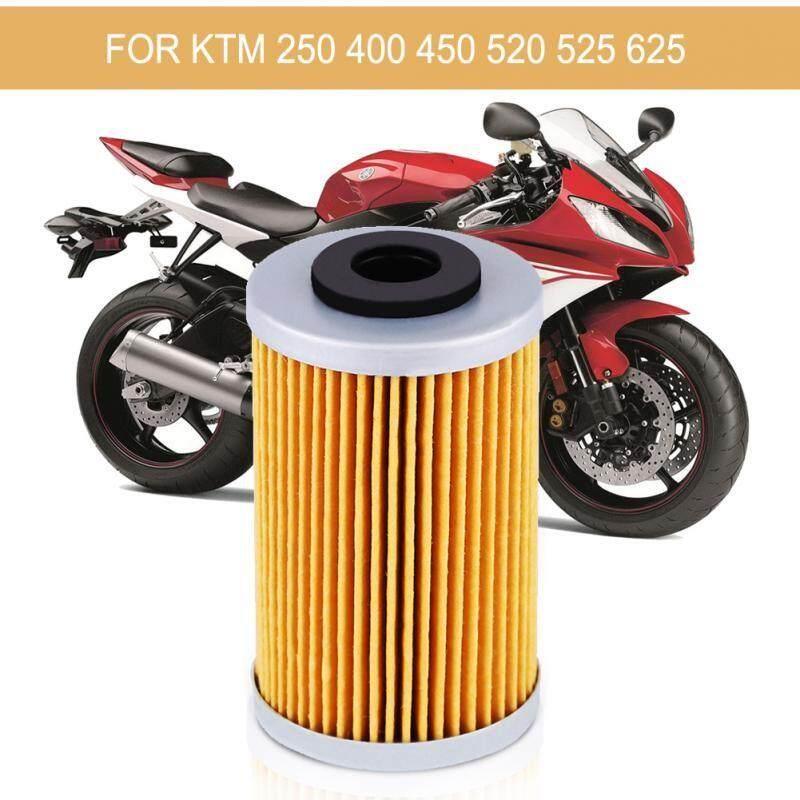 Engine Oil - Motorcycle Engine Fuel Oil Filter for KTM 250 400 450 520 525 625 - [2PCS]