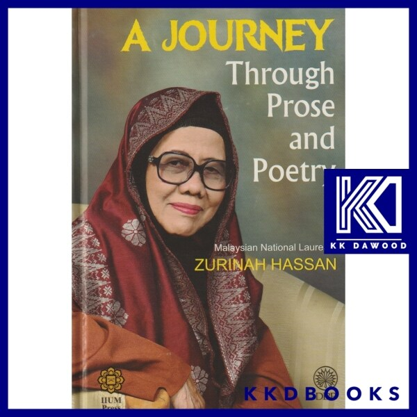 DBP: A Journey Through Prose and Poetry Kulit Tebal Malaysia
