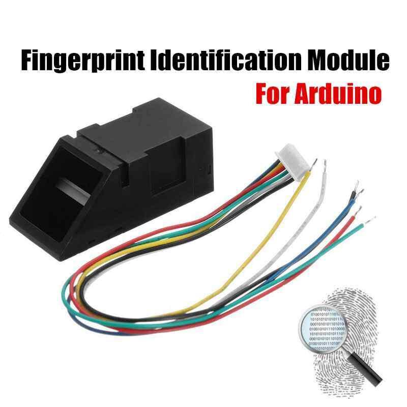Finemall Optical Fingerprint Identification Reader Sensor Collector Module For Arduino