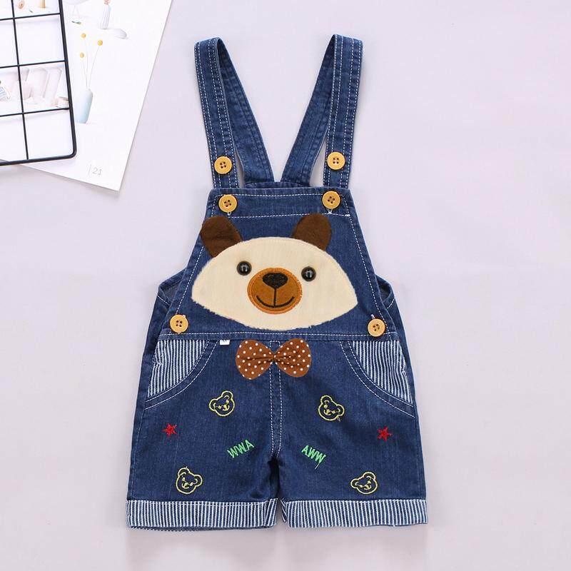 7d533ac57e4 IENENS Summer 1PC Kids Baby Boys Clothes Clothing Short Trousers Toddler  Infant Boy Pants Denim Shorts
