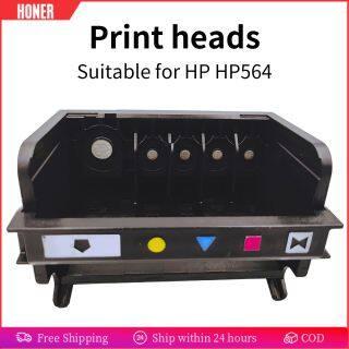 Máy Mài, Đầu In Cho HP HP564 C309A C6380 C5388 C410A C410D, Có Thể Tháo Rời Máy In Đầu Phụ Kiện Máy In thumbnail