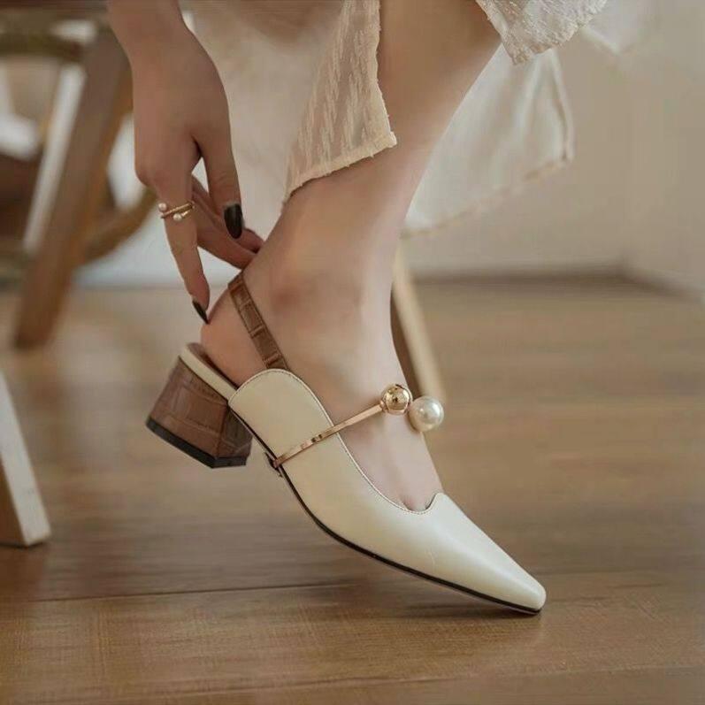 Vintage Mary Janes Giày Cao Gót Nữ Giày Nữ Giày Nữ Giày Đi Học Giày Búp Bê Cho Nữ Giày Đế Bằng Ba Lê Cho Nữ Giảm Giá 090128 giá rẻ