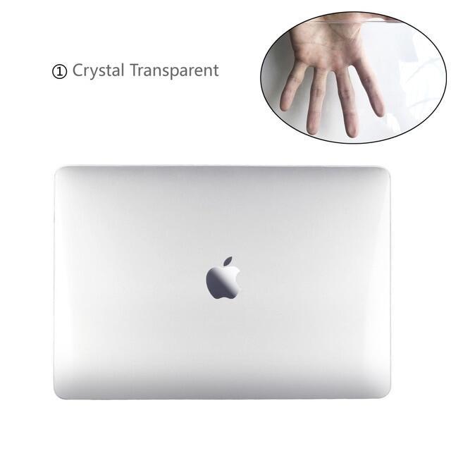 Bao Đựng Máy Tính Xách Tay A2251 Mới 2020 Ốp Cho Apple MacBook Air 13 Funda 11 12 Vỏ Cứng Mờ Cho Thanh Cảm Ứng Macbook Pro 15 16 Inch