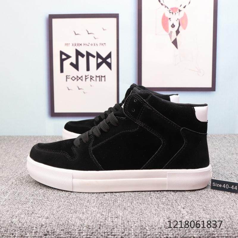 Sport Brand Adida_High Top Skateboard Shoes Men's Fashion Casual Sport Sneakers