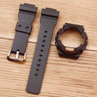 Phụ Kiện Đồng Hồ Cho Casio Dây Đeo Nhựa Trường Hợp Cho G-SHOCK GMA-S110 GMA-S120 S130 Phụ Nữ Xem Dây Đeo thumbnail