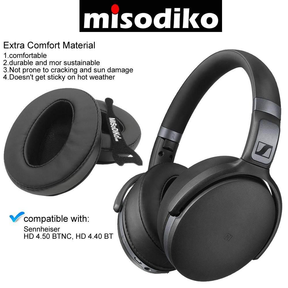 8b70eb9d433 misodiko Replacement Ear Pads Cushion Kit - for Sennheiser HD4.50BT, HD4.50BTNC,  HD4.40BT, HD4.30, HD4.20, HD300, HD400S Headphones Repair Parts Earpads ...