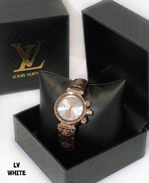 (Premium Quality) _LV _Ladies  _watch _Box Malaysia