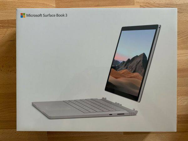 Microsoft Surface Book 3 13.5 (512GB SSD, Intel Core i7 10th Gen., 3.90GHz, 32GB) Convertible 2-in-1 - Platinum Malaysia
