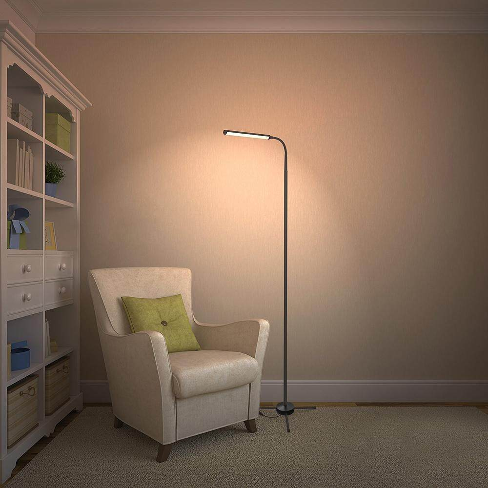 Remote Control Dimming Living Room Lamp Modern Creative Simple Floor Lamp Led Tripod Floor Lamp