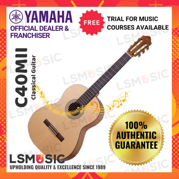 Yamaha Classical Guitar / Gitar Klasik / C40MII Malaysia